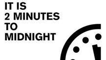 Image result for doomsday clock 2018