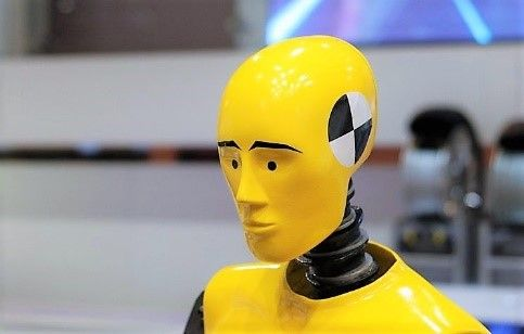 Image result for test crash dummies