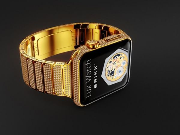 The most expensive Apple Watch costs $114,995 and it has diamonds
