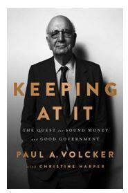 Image result for paul volkers book
