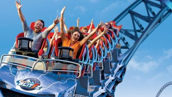 Image result for roller coaster fun