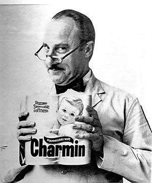 Image result for mr whipple charmin