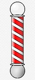 Freeuse Download Barbershop Smil Animation Big - Barber Shop Pole ...