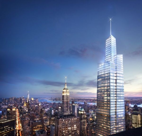 Watch Buildings Get Demolished for the 58-Story Office Tower at One  Vanderbilt - New York YIMBY