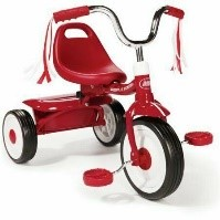 Radio Flyer 411 Folding Tricycle - Red for sale online | eBay